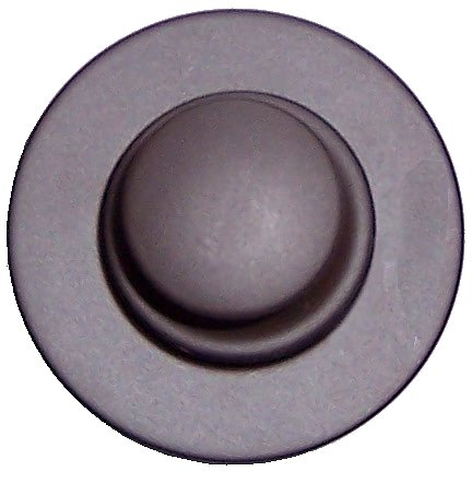 Oil Rubbed Bronze Bathroom Sink Drain - MT760/ORB Close-Up