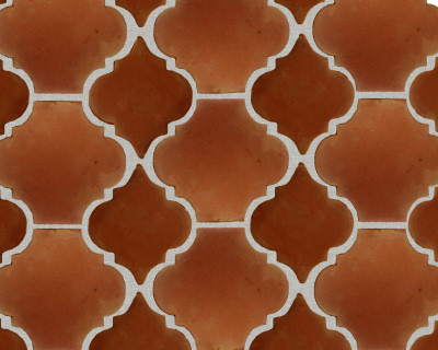 Lincoln Riviera Clay Floor Tile Details