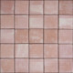 Square 5 Clay Saltillo Tile