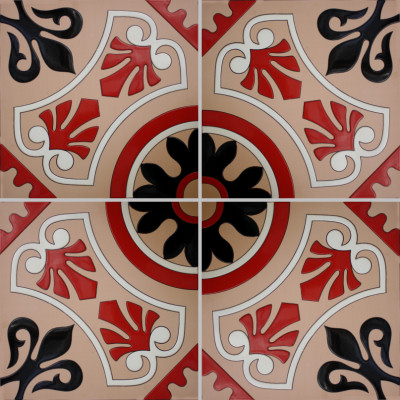 Imperial Floor Tile Close-Up