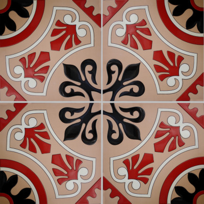 Imperial Floor Tile Details