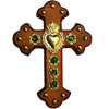 Moncada Mexican Wooden Cross