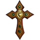 Salceda Mexican Wooden Cross
