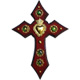 Victoria Mexican Wooden Cross