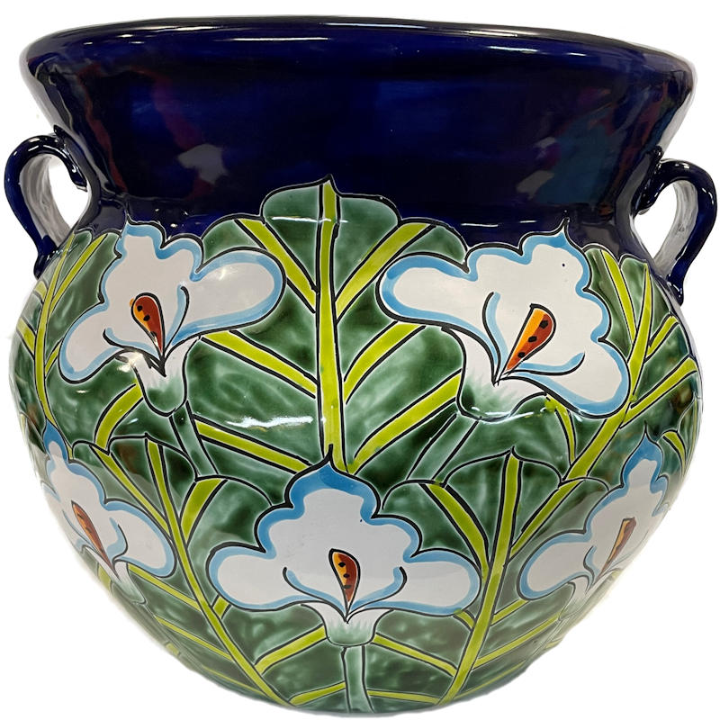Lily Talavera Ceramic Pot