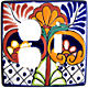 Mantel Talavera Toggle-Outlet Switch Plate