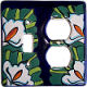 Lily Talavera Toggle-Outlet Switch Plate