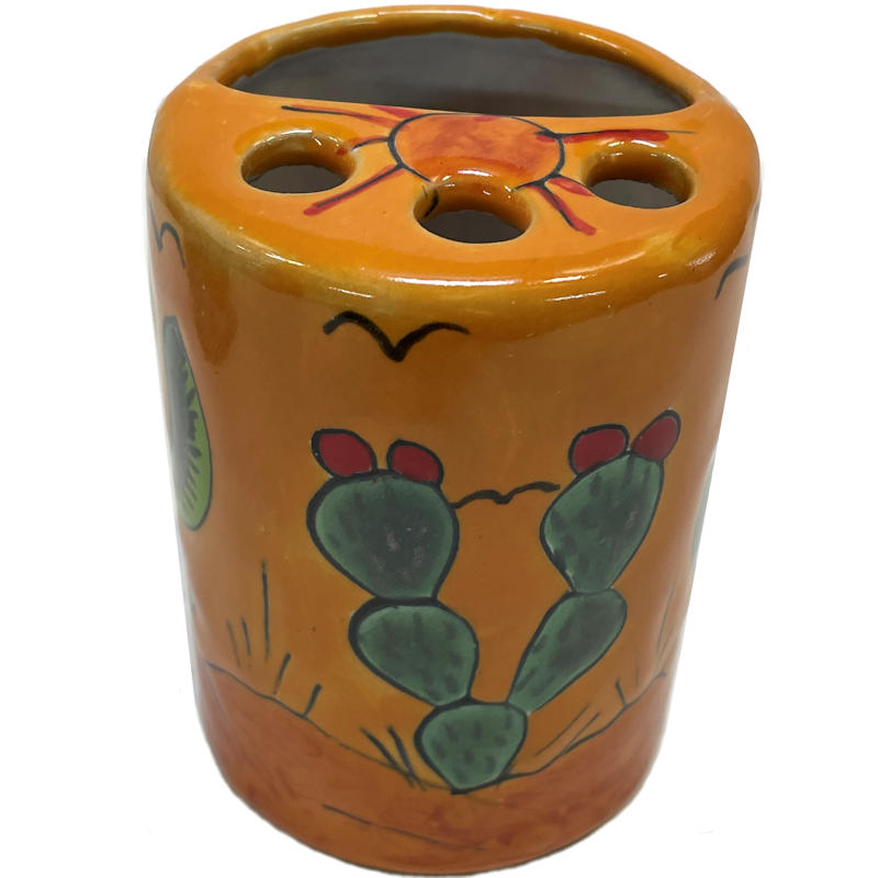 Desert Toothbrush Holder