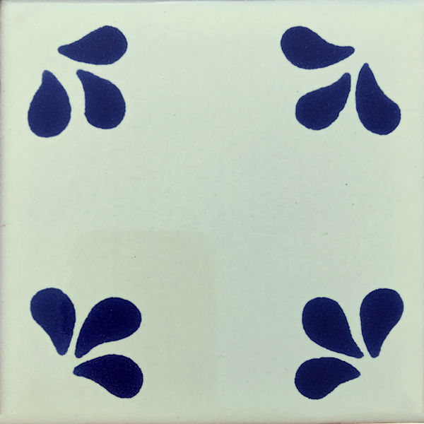 Splash Talavera Mexican Tile