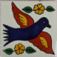 Sparrow Talavera Mexican Tile