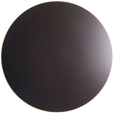 Oil Rubbed Bronze Soft Touch Bathroom Sink Drain - MT745/ORB Close-Up