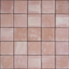 Square 9 Clay Saltillo Tile