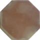 Octagon Clay Saltillo Tile
