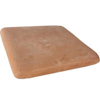 Corner Stair Tread Clay Lincoln Floor Tile