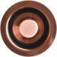 Polished Copper Kitchen Sink Flange - 112/08A 113/08A