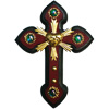Aldama Mexican Wooden Cross