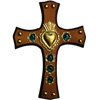 Mosqueda Mexican Wooden Cross