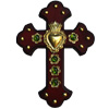 Soledad Mexican Wooden Cross
