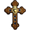 Escalante Mexican Wooden Cross