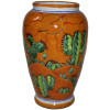 Desert Mermaid Talavera Flower Vase
