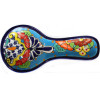Flowers Talavera Ceramic Spoon Rest