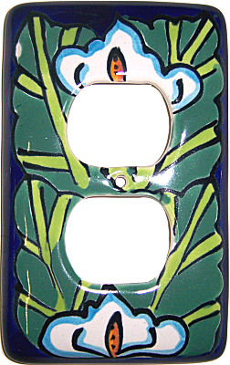 Lily Talavera Outlet Switch Plate