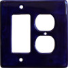 Blue Talavera Decora-Outlet Wall Plate