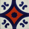 Blue Diamond Talavera Mexican Tile