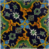 Syria-Turkish Talavera Mexican Tile