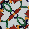 Lattice Santa Barbara Mexican Tile