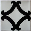 Black Diamond Talavera Mexican Tile