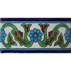 Carbellino Subway Mexican Tile